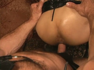 Slaves with hush up bound top breeding scene