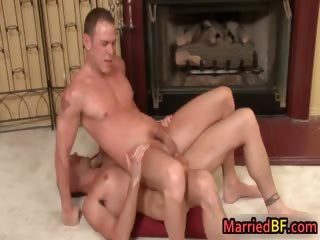 Super sexy married males forth gay ass fuck