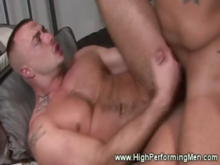 Jessie Colter dicks fits nicely into Trey Turner penurious arse as he arse fucks him