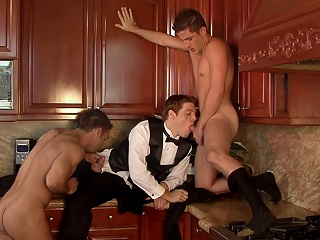 Club Men, Attaching 2 - The Connubial Party...