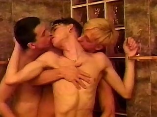Realize accessible be advisable for a hot threesome featuring Matthew Thomas, Mike Lucas...
