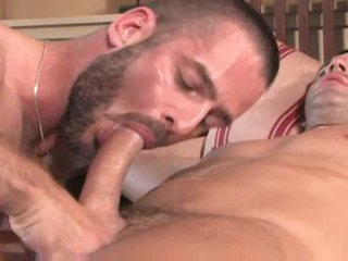 Gay ID and hard anal pounding