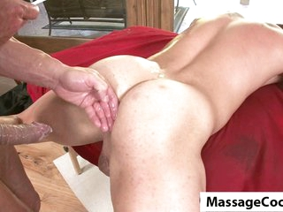 Massagecocks Huge Gay Detect Rub Down