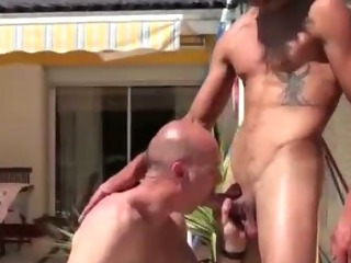 Hunky teach gay amateur frenchies