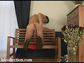 His ass and cock are utterly beautiful