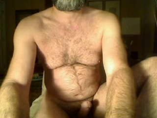 old bear 52year cum